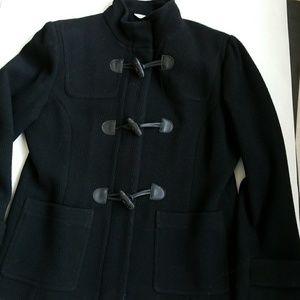 Talbots black jacket. EUC!